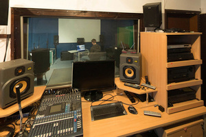 Audio-video laboratory